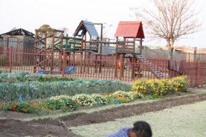 Ya Bana Village playground.