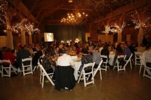Mabopane Foundation volunteer dinner.